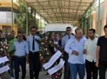 تشييع جنازة «لاعب المصري» السابق بعد وفاته بـ «مدرجات بورسعيد» أمس