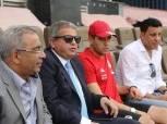 وزير الرياضة يحضر تدريب المنتخب الوطني بإستاد القاهرة مساء اليوم