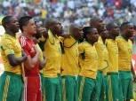 لاعب الأهلي على دكة بدلاء جنوب إفريقيا أمام السنغال