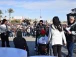 وزير الشباب والرياضة يسلم جوائز ماراثون زايد الخيري (صور)