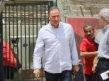 «الخطيب» يعقد جلسة مع «طبيب الأهلي» للاطمئنان على اللاعبين