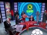 """فيديو.. سعد الصغير يقتحم ستديو """"اللعيب"""" احتفالا بتتويج الأهلي"""
