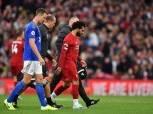 تقارير: محمد صلاح على دكة بدلاء ليفربول أمام مانشستر يونايتد