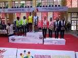 مصر تحصد 3 ميداليات برونزية ببطولة غانا الدولية للريشة الطائرة