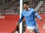 مانشستر سيتي يعبر مانشستر يونايتد بثنائية ويتأهل لنهائي كأس الرابطة «فيديو»