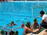 كأس مصر للسباحة بالزعانف تواصل منافساتها بنادى سموحة لليوم الرابع على التوالى