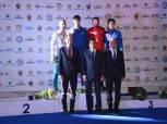 وزير الرياضة يشهد «ختام» نهائي الرجال لبطولة الجائزة الكبرى لـ«سلاح السيف»