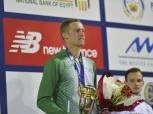 المجري ماروشي يتوج بذهبية كأس العالم لرجال الخماسي الحديث