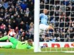 بالفيديو| مانشستر سيتي يعود لصدارة الدوري الإنجليزي بثلاثية في إيفرتون