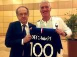 رسميا.. رئيس الاتحاد الفرنسي يعلن استمرار ديشامب حتى مونديال قطر