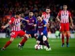 الدوري الإسباني.. ميسي وسواريز يقودان برشلونة وأتلتيكو مدريد يتسلح بموراتا