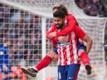 أبطال العالم يعودون إلي تدريبات اتلتيكو مدريد