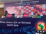 """مدرب جنوب أفريقيا: سنوقف مهاجمي نيجيريا كما فعلنا مع """"صلاح وتريزيجيه"""""""