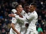 «بنزيمة» و«فاسكيز» يقودان هجوم ريال مدريد أمام إشبيلية