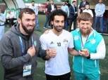 لهيطة: «بنسبة كبيرة صلاح سيتواجد مع مصر أمام روسيا»