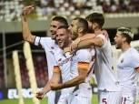 روما وميلان يكتسحان ساليرنيتانا وكالياري في الدوري الإيطالي