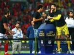 محمد الشناوي.. رحلة من بتروجت إلى عروض ريال مدريد ومانشستر يونايتد