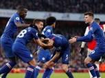 ويليان يقود هجوم تشيلسي أمام مانشستر يونايتد بالدوري الإنجليزي