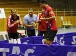 رجال «تنس طاولة الأهلي» يواجه «أكوا» المغربي في ربع نهائي بطولة إفريقيا
