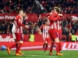 بالفيديو| «جريزمان» يضيف الهدف الثاني لأتلتيكو مدريد في شباك مارسيليا