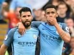 الدوري الإنجليزي| «جيسوس وأجويرو» يقودان مانشستر سيتي أمام واتفورد