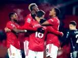 مانشستر يونايتد يهزم مانشستر سيتي بثنائية نظيفة في الدوري «فيديو»