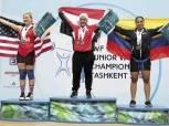 «والدة» سارة سمير: شعرت بالفرحة بعد إنجاز «ابنتي».. وسترفع علم جمهورية مصر بـ «الأولمبياد»