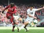 بالفيديو| ماني يسجل هدف ليفربول الرابع في مرمى بيرنلي