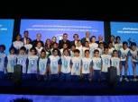دوري المدارس يوقع بروتوكول تعاون جديد مع نادي بنفيكا البرتغالي