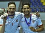 لاعب طائرة الزمالك: فوزنا بكأس مصر ضد الأهلي أكبر رد على المشككين
