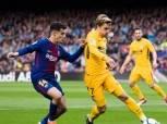 برشلونة يخمد الحرب على صفقة جريزمان إرضاء لأتلتيكو مدريد