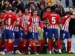 ترتيب الدوري الإسباني.. أتلتيكو مدريد في الصدارة وبرشلونة وصيفا
