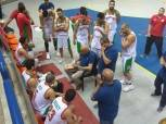 الجزيرة وسموحة يرسمان سيناريوهين لتتويج سبورتنج بدوري كرة السلة