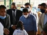 وزير الشباب والرياضة يفتتح نادي الصفوة بالفيوم «صور»
