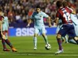 بالفيديو  ليفانتي يكسر سلسلة اللاهزيمة لـ برشلونة ويسقطه بخماسية