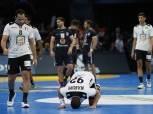 يد مصر تكتسح الكونغو في الشوط الأول من بطولة أفريقيا