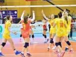 طائرة رومانيا تفوز على تركيا وتتأهل إلى ربع نهائي بطولة العالم للناشئات