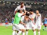 فيديو| تونس تُنهي الشوط الأول متقدمة بهدفين على سوازيلاند