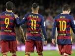 كلاسيكو الارض| «MSN» يقودون هجوم برشلونة أمام ريال مدريد