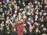 «ليفربول» يحتفل بمنافسة «صلاح» على لقب الأفضل في أوروبا