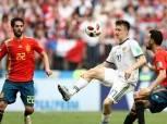 «أسباس» و«مورينو» في هجوم «إسبانيا» لمواجهة «إنجلترا»