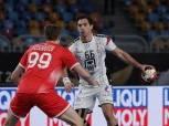 أحمد الأحمر رجل مباراة مصر وروسيا واحتفال مُبهر لوزير الرياضة «فيديو»