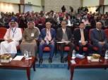 """وزير الشباب والرياضة يحضر ختام مؤتمر """"دحر الإرهاب"""""""