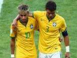 قائد البرازيل ينتقد الحكام بسبب تراخيهم مع ميسي