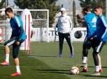 دياز يقاتل لكسب ثقة زيدان في قيادته هجوم ريال مدريد
