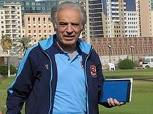 سمير عدلي يعاين ملعب مباراة سيمبا والأهلي