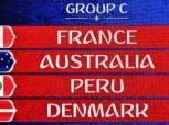 تحليل المجموعة الثالثة.. فرنسا أقوى المنتخبات.. وصراع ثلاثى على البطاقة الثانية