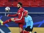 محمد صلاح يسجل هدف التعادل لليفربول أمام أستون فيلا «فيديو»