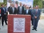 وزيرا الرياضة والإنتاج الحربي يشهدان توقيع عقد انشاء صالة الجمباز بنادي الجزيرة