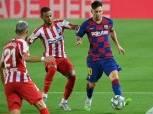موعد مباراة برشلونة واتلتيكو مدريد اليوم والقنوات الناقلة لها في الدوري الاسباني